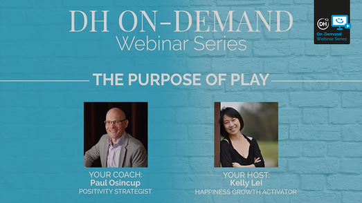 The purpose of play-01